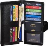Gleam 100% Genuine Leather Travel Passpo...
