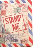 Thathing Stamp Me (Red, Blue, White, Mul...