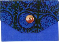 Viniyog Printed Cotton Envelope(Multicolor)