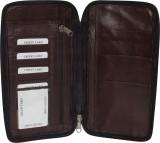 Kan Passport Pouch (Brown)
