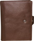 Kan Brown Pure Hunter Leather Passport O...