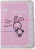 Pankhudi Travel Wallet (Pink)