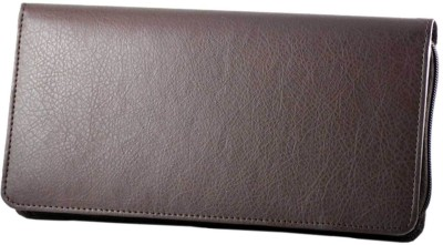 Modish PU Leather Affordable Travel Wallet