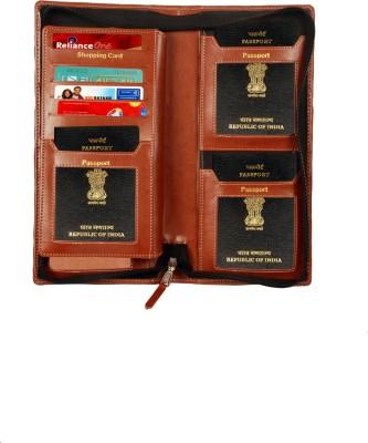 Sukeshcraft Family.Holder For 6 Passports