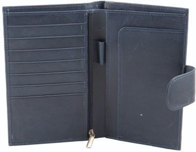 Kangoo American Leather Passport Holder