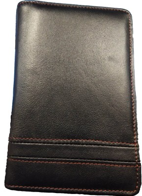 Leather Mall Genuine Leather Travel Document Case