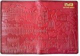 Indiavibes Passport Holder/Cover of ABS ...