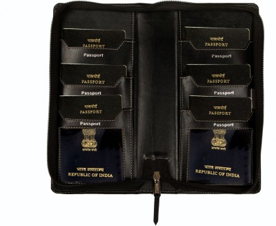 Sukeshcraft Tree- Passport Holder For 6 Passport