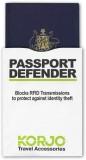 Korjo RFID PP PASSPORT DEFENDER (White)
