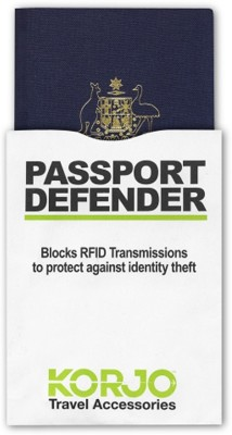Korjo RFID PP PASSPORT DEFENDER