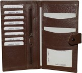 Kan Brown Premium Quality Leather Travel...