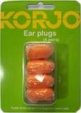 Korjo TEP 428 TRAVEL EAR PLUG (Orange)