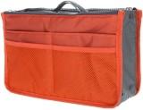 Futaba Organizer Bag (Orange, Grey)