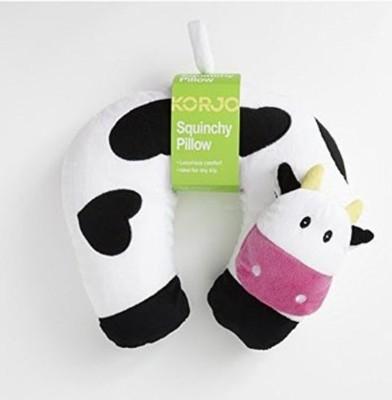 Korjo SQ KC KIDS SQUINCHY PILLOW COW