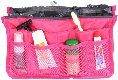 PRETTY KRAFTS Pink Color Metty Travel Accessories Bag