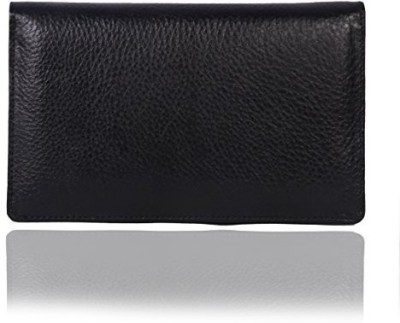 Yark genuine leather passport,currency and card wallet