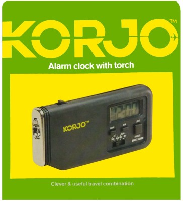 Korjo ACT 22 ALARM CLOCK TORCH