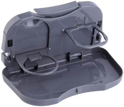 ShadowFax Foldable Car Dining Meal Drink Tray 1pc Travel Toiletry Kit