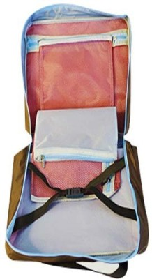 Everyday Desire Travel Trendy Partition Bag Multicolor