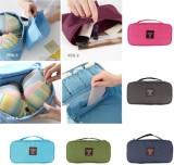 Saleh Travel Organizer Bag For Underwear...