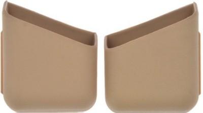 AutoSun Car Auto Pillar Pocket Holder Storage Box