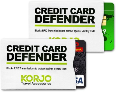Korjo RFID CC CREDIT CARD DEFENDER