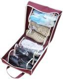 CPEX Bed Organizer Bag Hold 6 Pair (Maro...