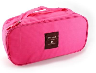 GoodLivingForever Innerwear Storage Travel Pouch- Pink