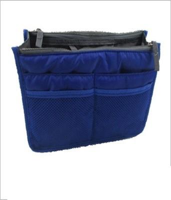 Packnbuy Multipurpose Hand Bag Organizer Navy Blue Color