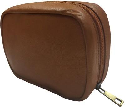 Ess Tee Genuine Leather Mini Make up Bag