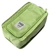 Swarish Waterproof Shoe Storage Bag (Gre...
