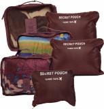 Enfin Homes Secret Pouch (Brown)