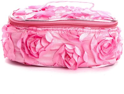 LadyBugBag Pink Silk Utility