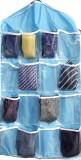Silk Route Lingerie Bag (Blue)