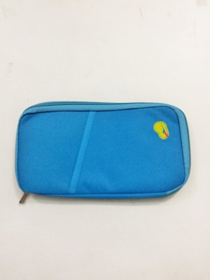 Treasure Polyester passport pouch