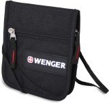 Wenger Neck Pouch (Black)