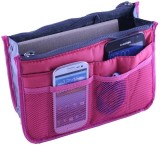 Home Union Passport Pouch (Pink)
