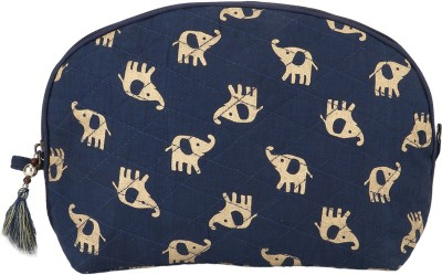 Needlecrest Printed Zipper Pouch