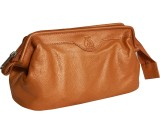 Aamin Cosmetic Pouch (Gold)