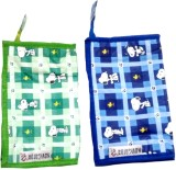 Navigator Cosmetic Pouch (Blue, Green)