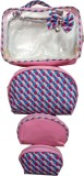 Arow Cosmetic Pouch (Pink)