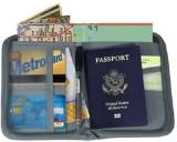 Home Union Small Passport Holder (Grey)