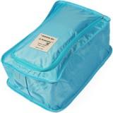 Silk Route Shoe Pouch (Blue)