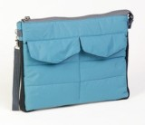 Ruby Cosmetic Pouch (Blue)