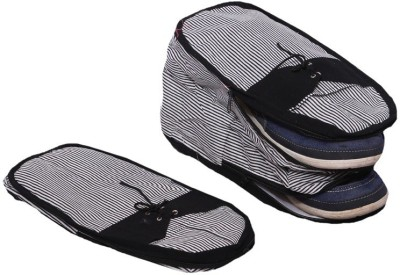 Kuber Industries Shoe Cover, Sleeper Cover in heavy Quilted Cotton Material Set of 2 Pcs