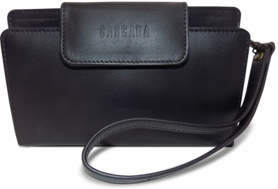 Cascara Leather Mobile Pouch