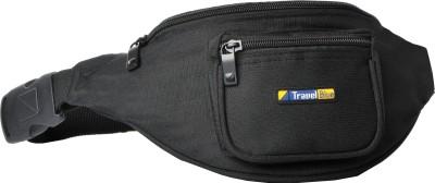 Travel Blue Pouch De-luxe(Black)