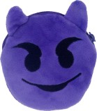The Crazy Me Cosmetic Pouch (Purple)