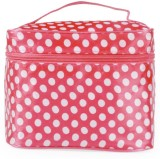 Silk Route Cosmetic Pouch (Pink)