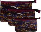 Nostaljia Cosmetic Pouch (Multicolor)